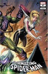 The Amazing Spider-Man #47 Tyler Kirkham Connecting Variant B