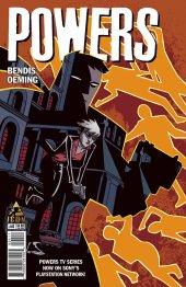 Powers #4 Original Cover