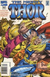 The Mighty Thor #481 Newsstand Edition