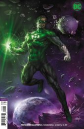 The Green Lantern #6 Variant Edition
