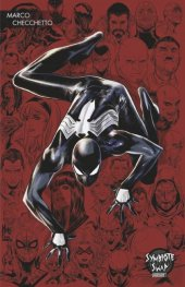Symbiote Spider-Man: Alien Reality #1 Checchetto Young  Guns Variant
