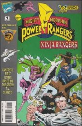 Mighty Morphin Power Rangers: Ninja Rangers / VR Troopers #1