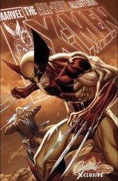 Uncanny X-Men #1 J. Scott Campbell Variant A