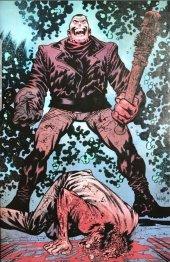 The Walking Dead #100 15th Anniversary Blind Bag Harren Virgin Cover