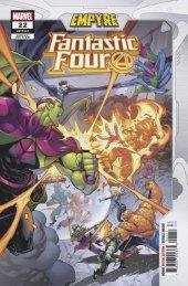 Fantastic Four #22 Empyre Variant