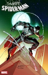 Symbiote Spider-Man: Alien Reality #2 Variant Cover by Mark Bagley