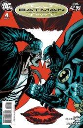 Batman Incorporated #4 Variant Edition