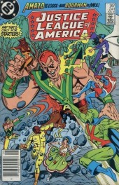Justice League of America #241 Canadian edition