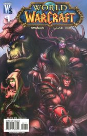 World of Warcraft #1 Variant Edition