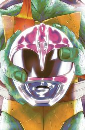 Mighty Morphin Power Rangers / Teenage Mutant Ninja Turtles #4 Cover D Raphael Montes