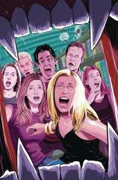 Buffy the Vampire Slayer #10 Cover D Preorder Inzana Variant