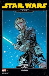 Star Wars #3 Sprouse Empire Strikes Back Variant