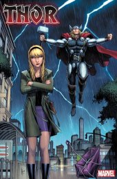 Thor #3 Keown Gwen Stacy Variant