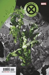 House of X #4 2nd Printing