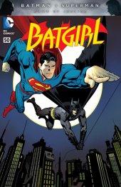 Batgirl #50 Variant Edition