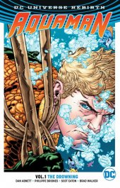aquaman vol. 1: the drowning tp