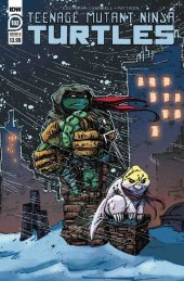 Teenage Mutant Ninja Turtles #102 Cover B  Eastman