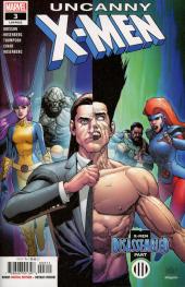 Uncanny X-Men #3 Original Cover
