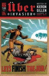 Uber Invasion #17 Propaganda Poster Cover