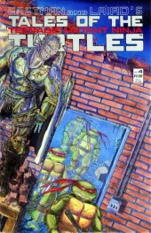 Tales of the Teenage Mutant Ninja Turtles #4