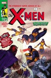 The X-Men #1 Facsimile Edition Unknown Comic Books Exclusive Gerard Parel Variant