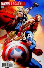 Marvel Legacy #1 Greg Land Variant