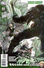 Green Arrow / Black Canary #23