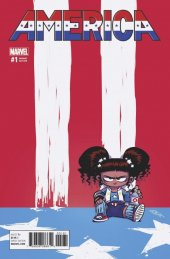 America #1 Young Variant