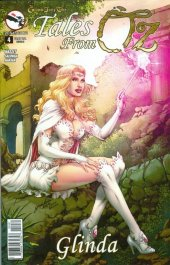 Grimm Fairy Tales Presents Tales From Oz #4 Cover C Luis