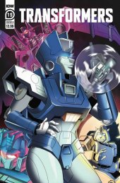 The Transformers #19 Cover B Tramontano
