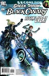 Green Arrow / Black Canary #24
