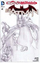Batman #47 Pencil Variant Cover