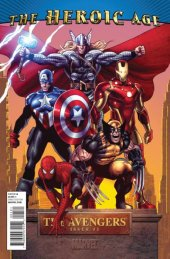 The Avengers #1 Heroic Age Variant