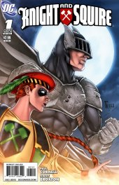 Knight and Squire #1 Variant Edition