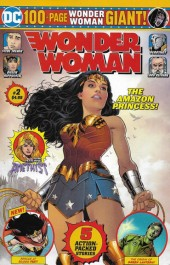 Wonder Woman Giant #2 Walmart Edition