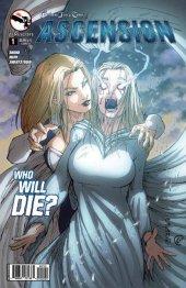 Grimm Fairy Tales Presents Ascension #1 Cover D Cafaro