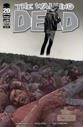 The Walking Dead #100 Cover H