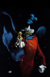 Disney Comics and Stories #1 Gabriele Dell