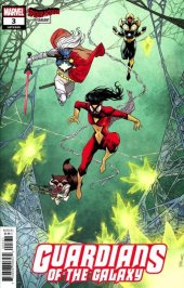 Guardians Of The Galaxy #3 Shalvey Spider-Woman Variant