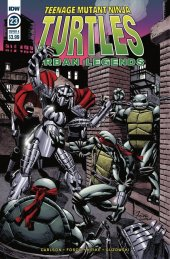 Teenage Mutant Ninja Turtles: Urban Legends #23