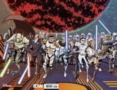 Star Wars Adventures: The Clone Wars - Battle Tales #1 1:100 Incentive Variant