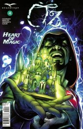 Oz Heart Of Magic #4 Cover D Coccolo