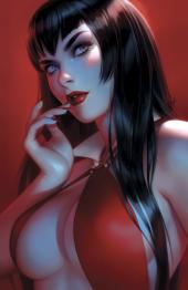 Vampirella #7 Warren Louw Store Exclusive Virgin Variant