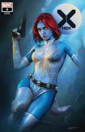 X-Men #4 Shannon Maer Variant A