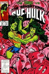 The Sensational She-Hulk #51