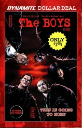 The Boys #1 Dollar Edition