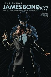 James Bond 007 #5 Cover D Mooney