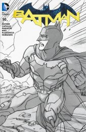 Batman #50 Madness Comics Sketch Variant