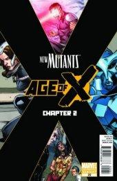 New Mutants #22 2nd Printing Kurth Variant