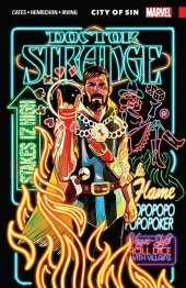doctor strange vol. 2: city of sin tp